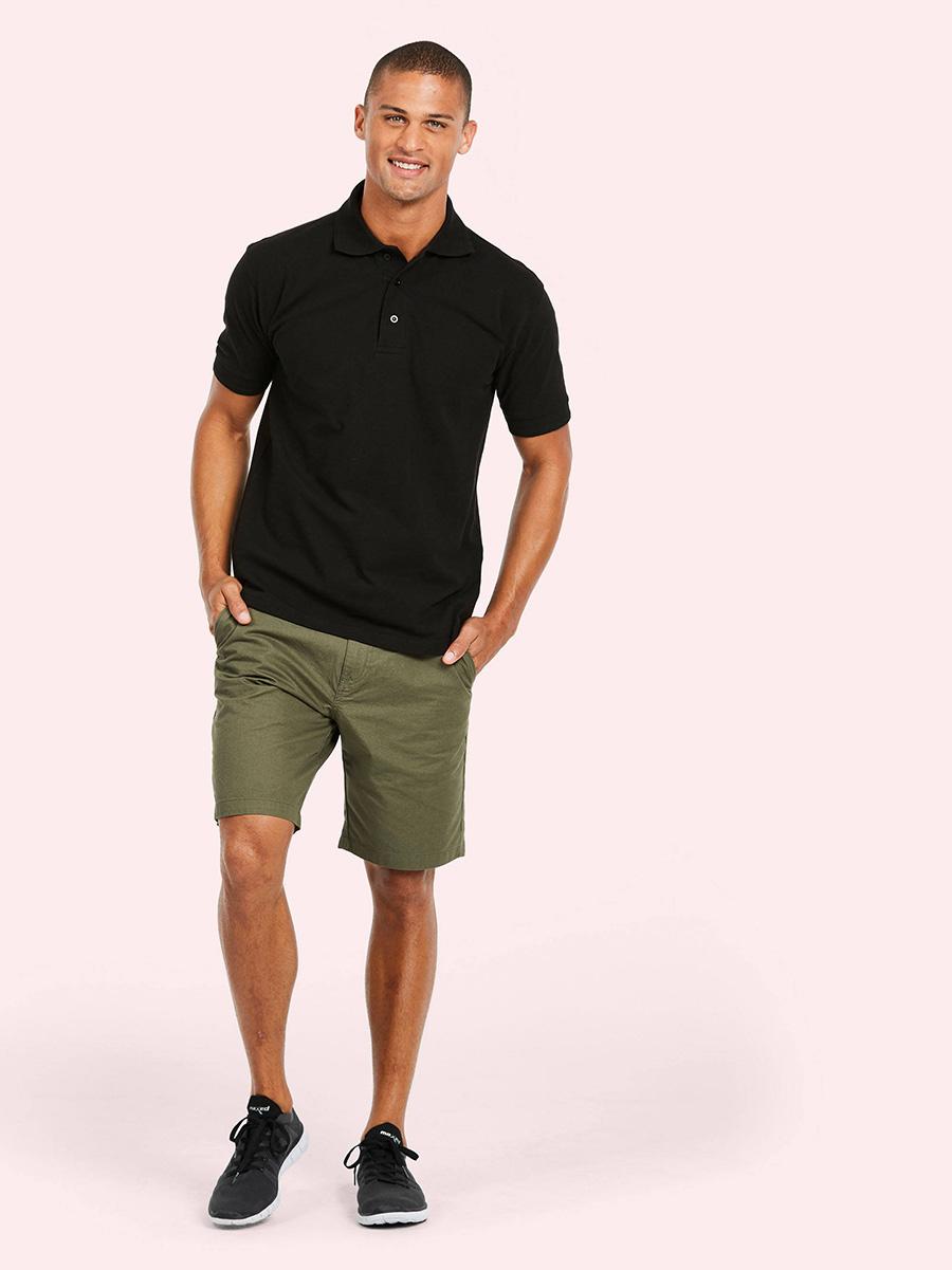 UC104 Ultimate Cotton Poloshirt