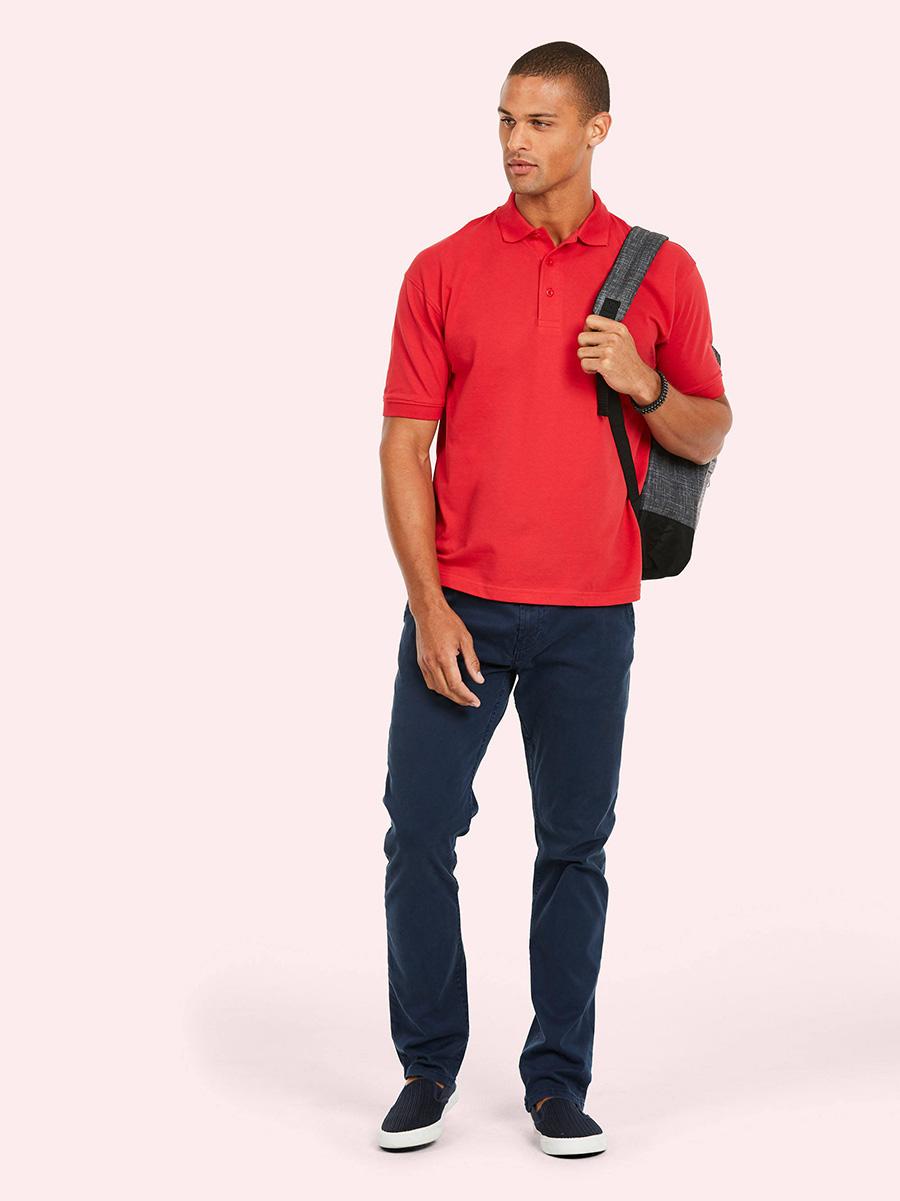 UC112 Cotton Rich Poloshirt