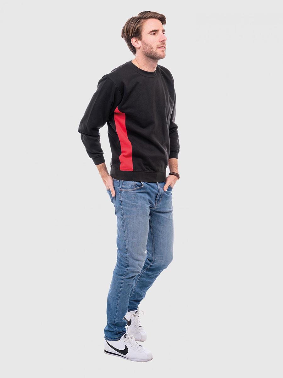 UC217 Two Tone Sweatshirt