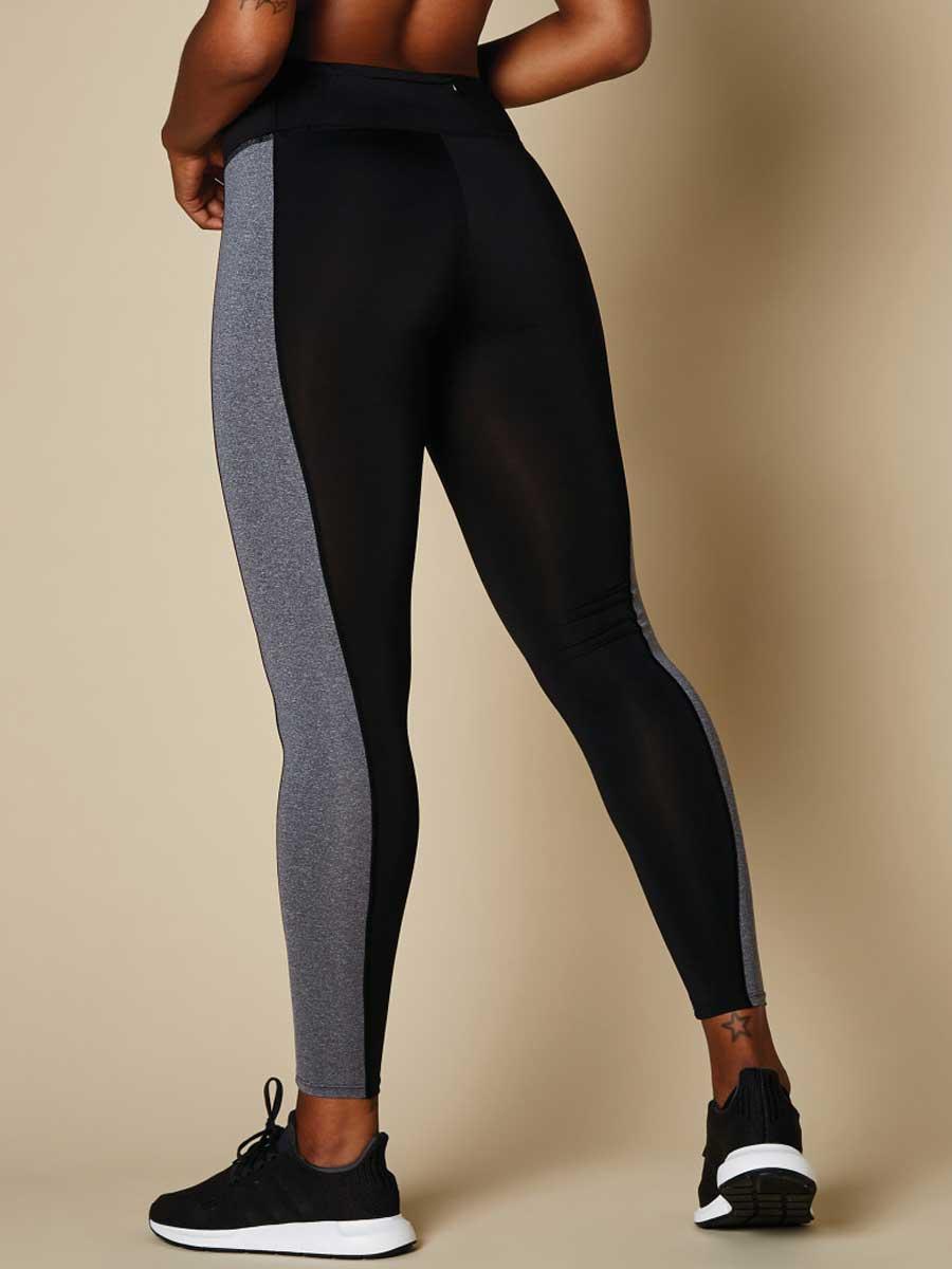 Fashion Fit Contrast Full Length Legging