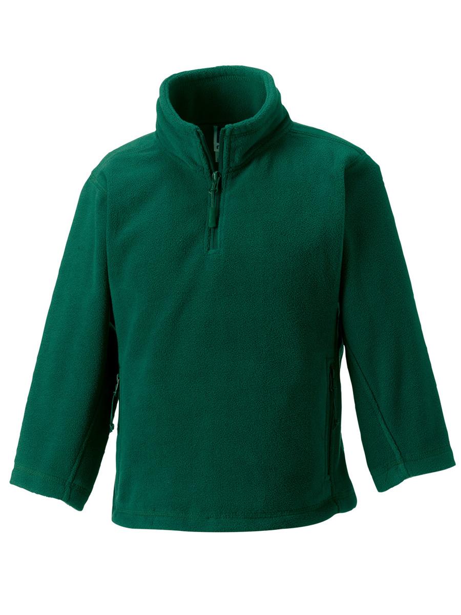 874B Children's 1/4 Zip Outdoor Fleece