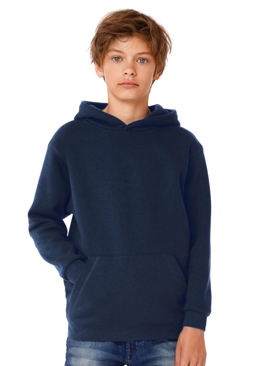 WK681 Hooded Kid's Sweatshirt