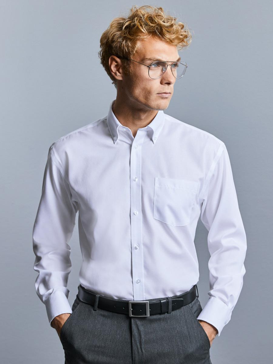 956M Men's Long Sleeve Ultimate Non-Iron Shirt