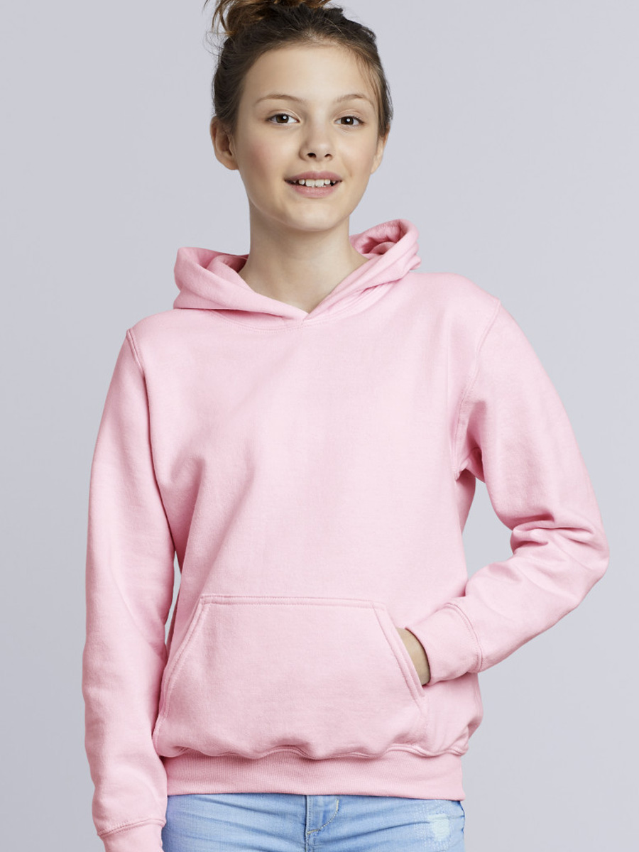 18500B Heavy Blend™ Youth Hooded Sweatshirt