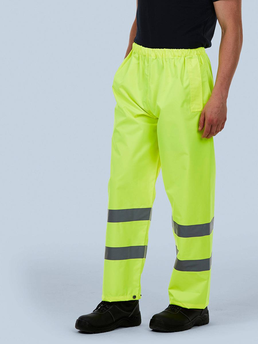 UC807 Hi-Viz Trouser
