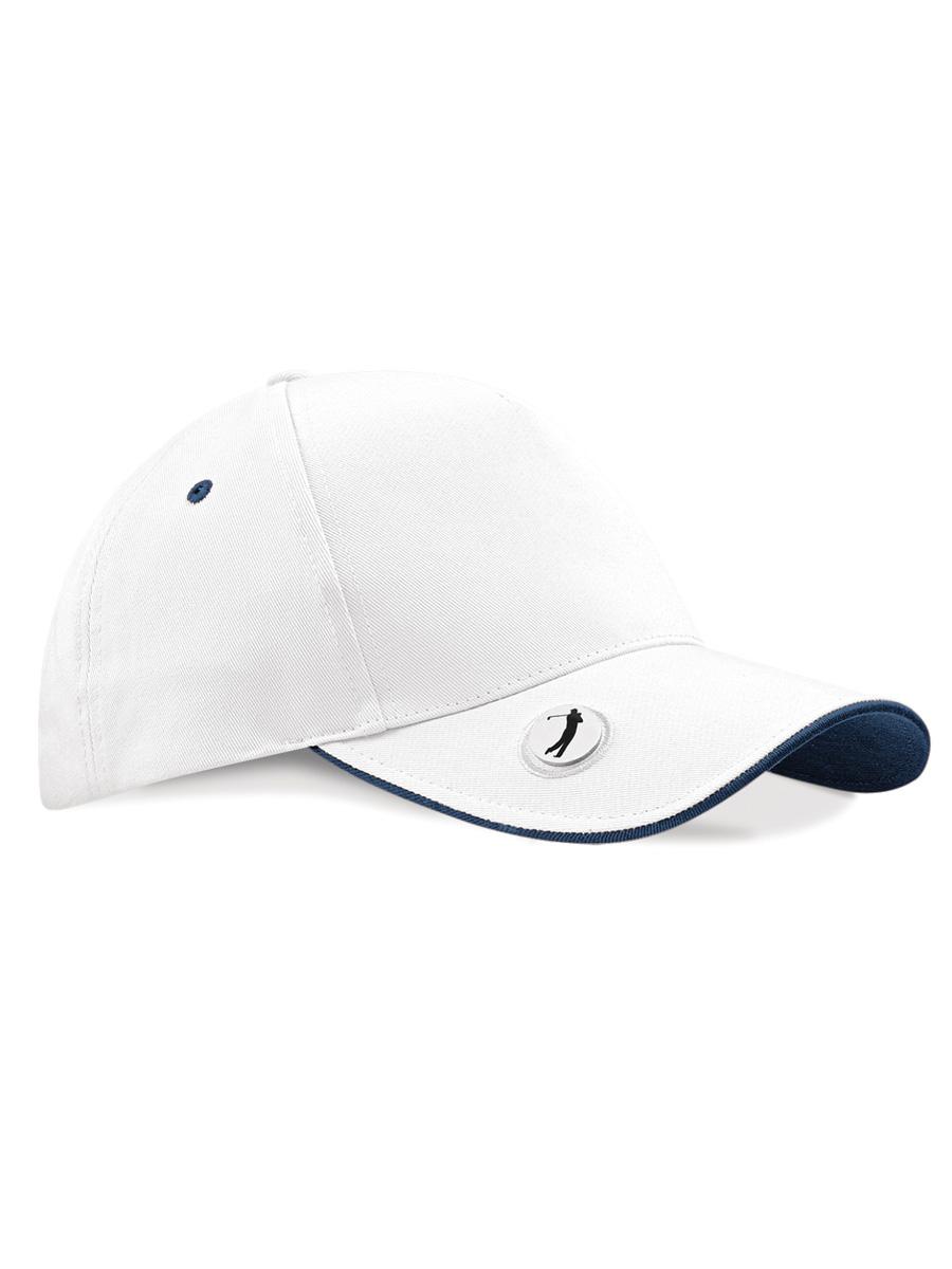 B185 Pro-Style Ball Mark Golf Cap