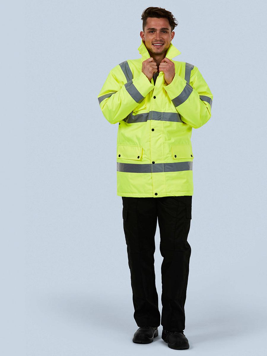 UC803 Road Safety Jacket