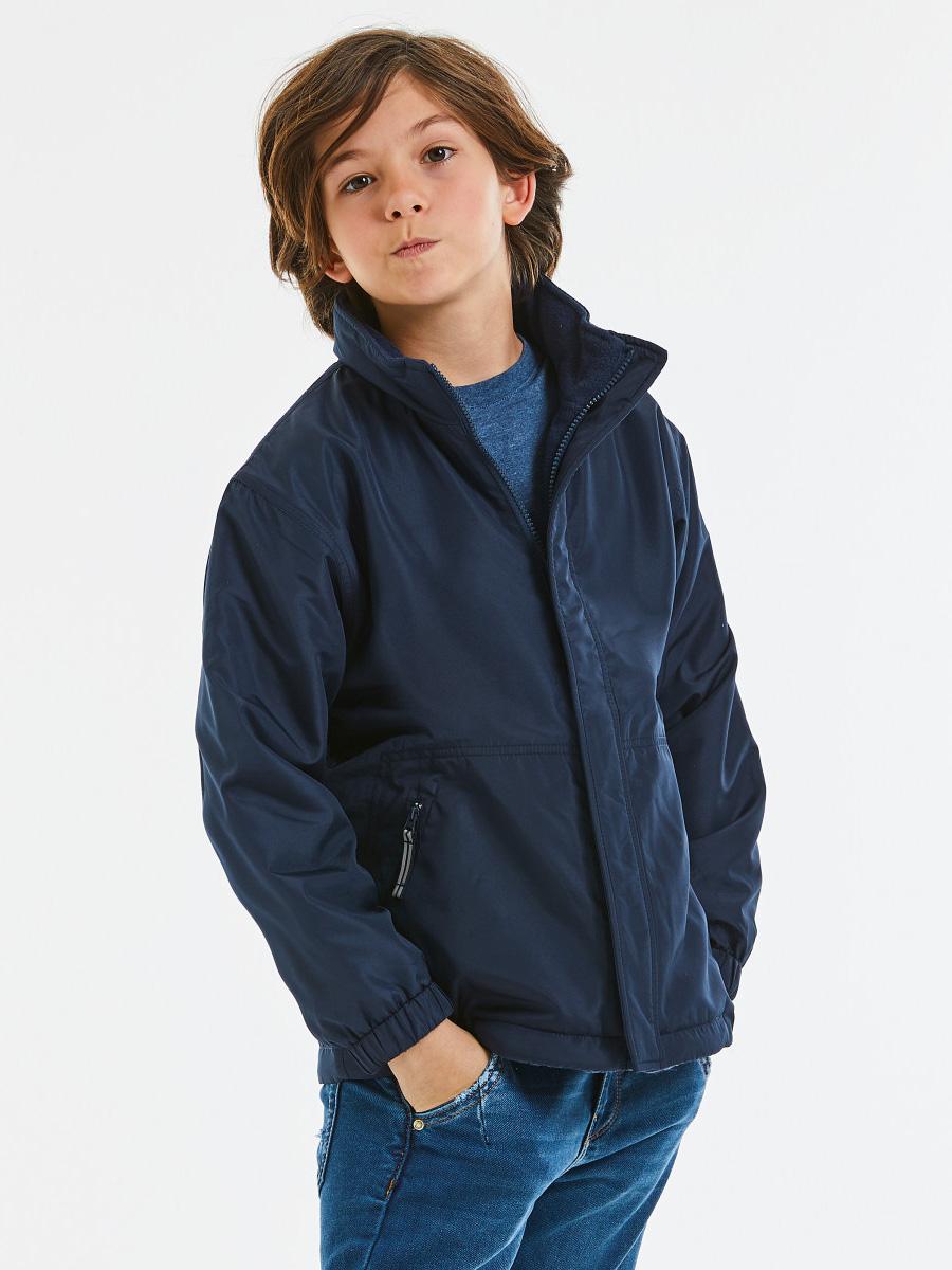 875B Children's Reversible Jacket